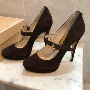 Michael Kors York Mary Jane Heels